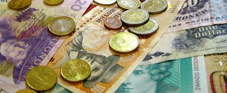 Geld en munten